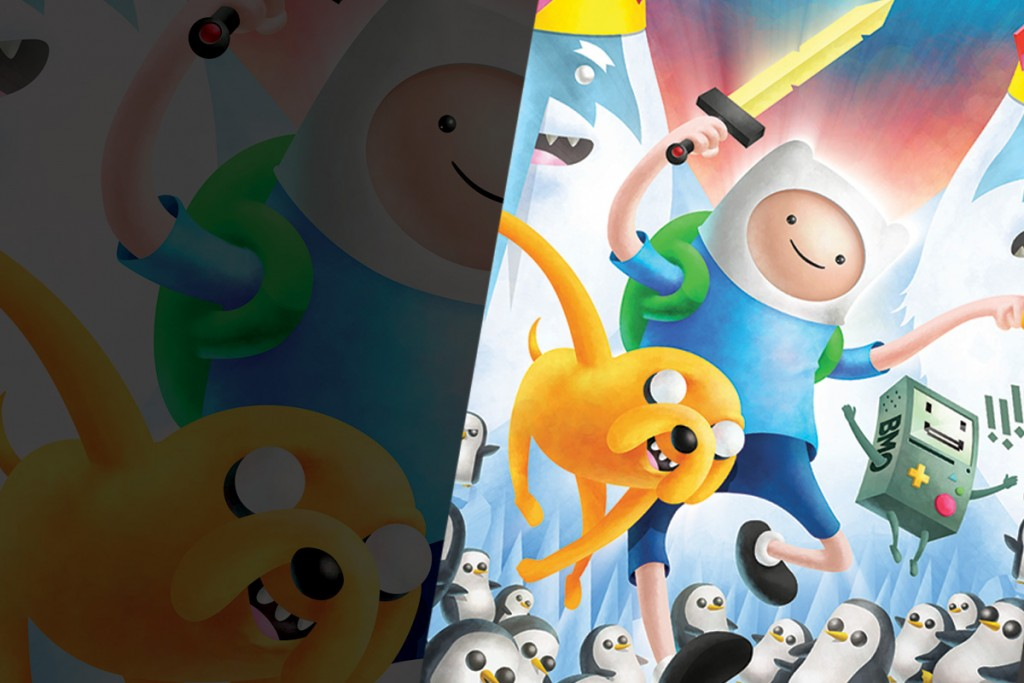 Adventure Time cover by Steve Conley