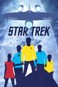 Star Trek cover