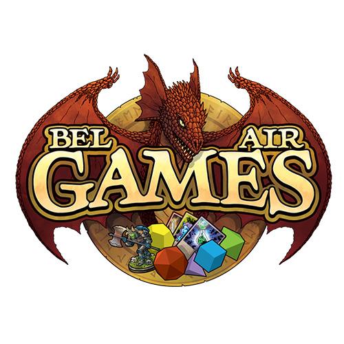 Bel Air Games logo