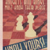 Retro Print: Chess