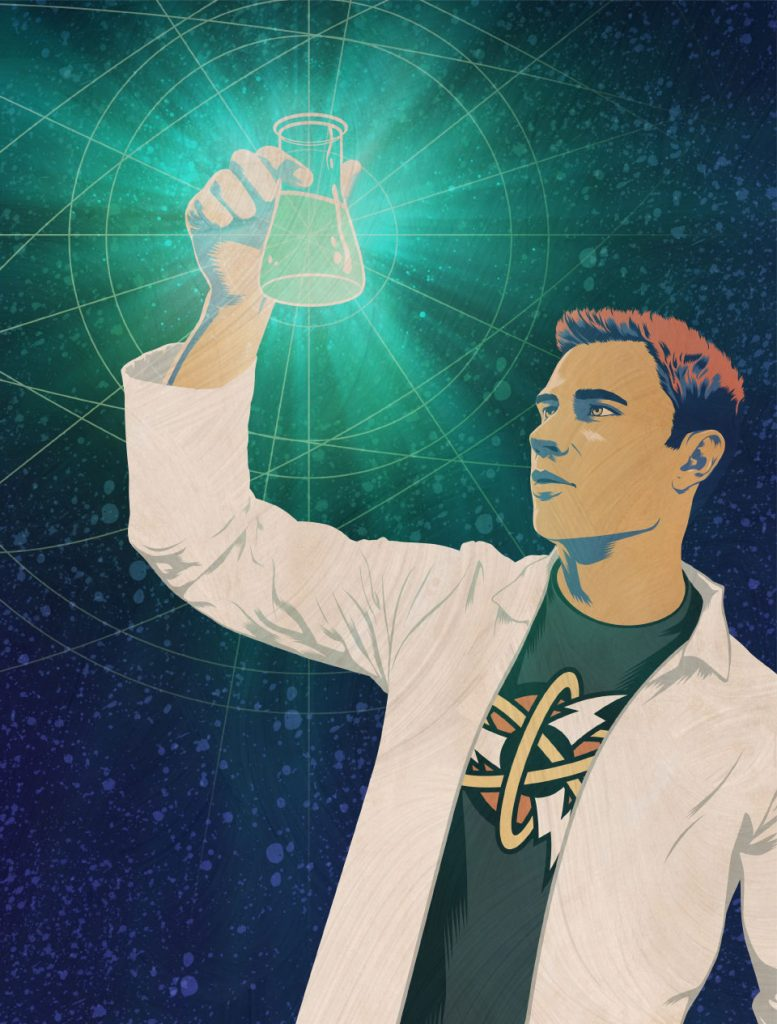 AST: Amazing Science Tales