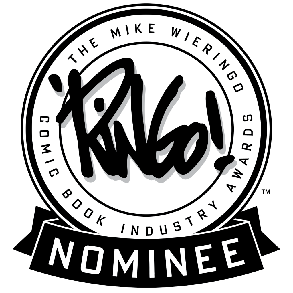Ringo Awards Nominee
