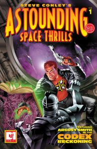 Astounding Space Thrills #1 cover