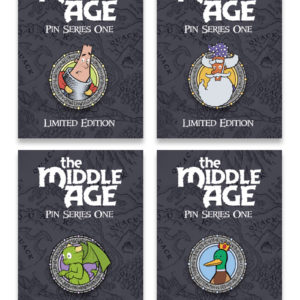 The Middle Age Pin Series One