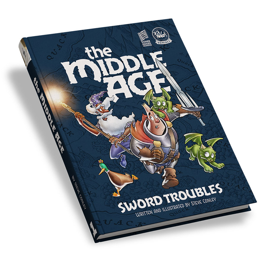 The Middle Age: Volume 1 Hardcover