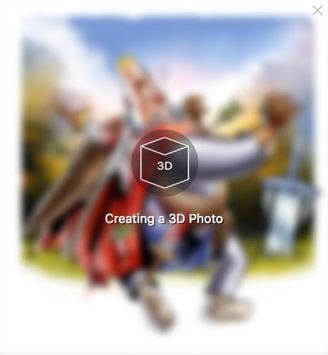 Creating A 3D Photo