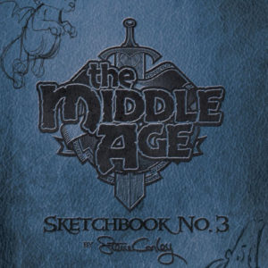 The Middle Age Sketchbook: No 3