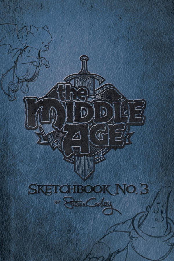 The Middle Age: Sketchbook No. 3: Digital Edition