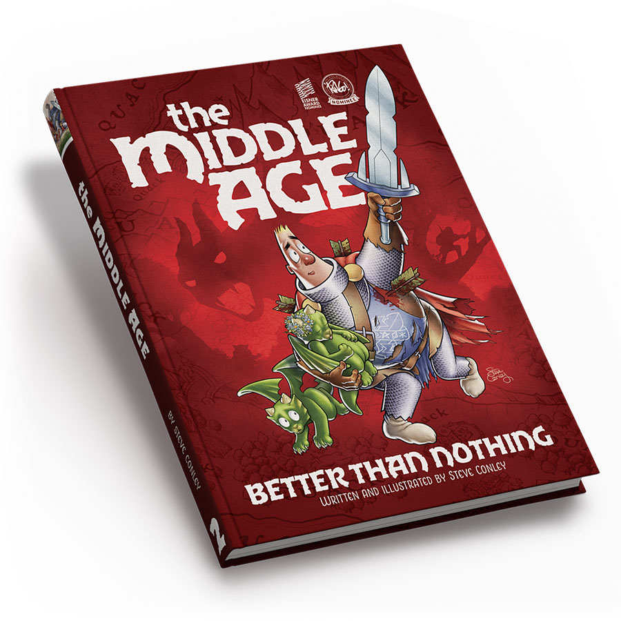 The Middle Age: Volume 2 Hardcover