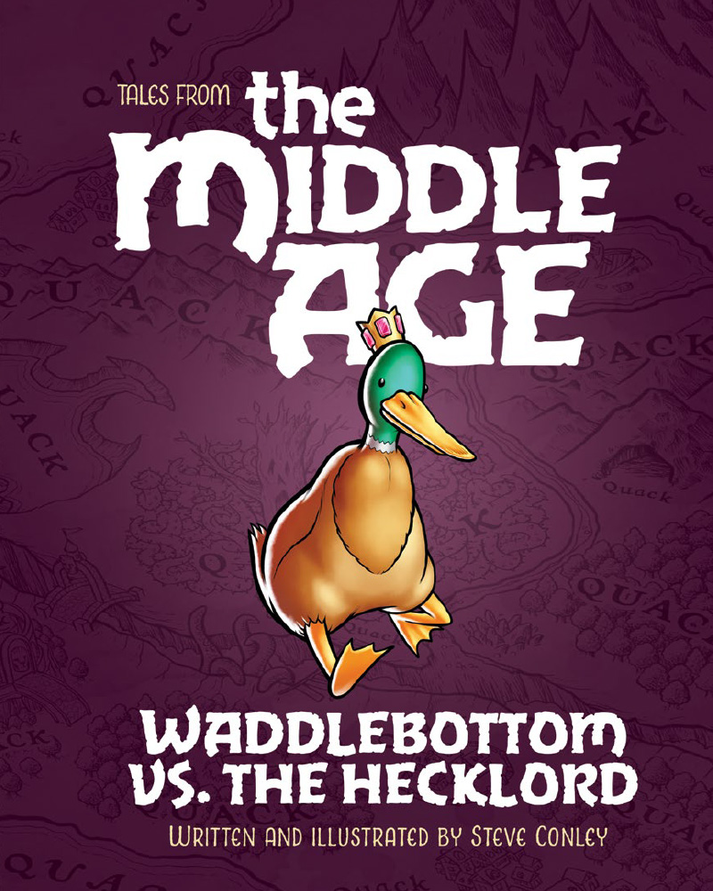 Wadlebottom Vs. The Hecklord – A Tale From The Middle Age
