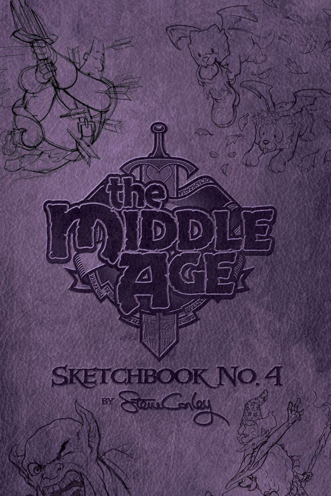 The Middle Age: Sketchbook No. 4