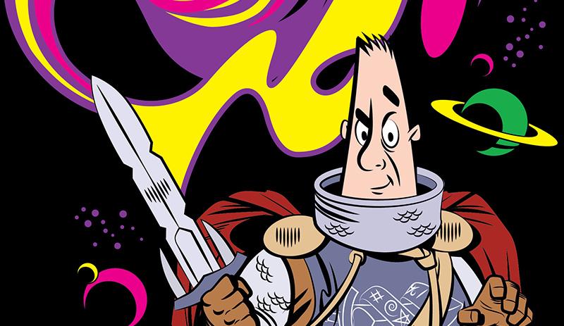 Sir Quimp by Marty Baumann